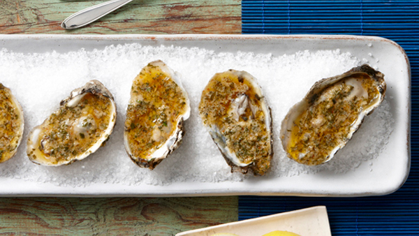 Oyster Patties - Recipe - FineCooking
