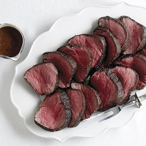 how to cook beef tenderloin in oven without searing