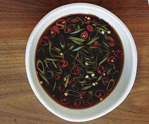 soy vinegar dipping sauce recipe finecooking