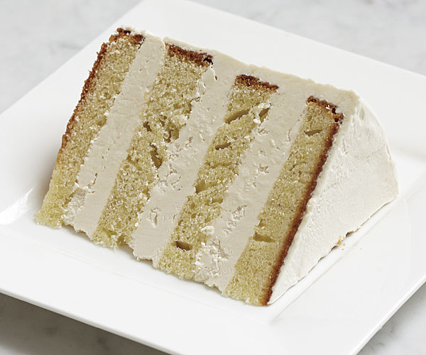 Vanilla Chiffon Cake Recipe Finecooking