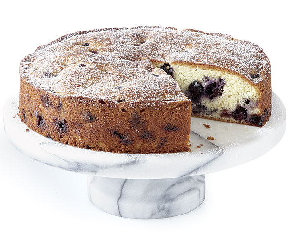 Blueberry-Muffin Cake