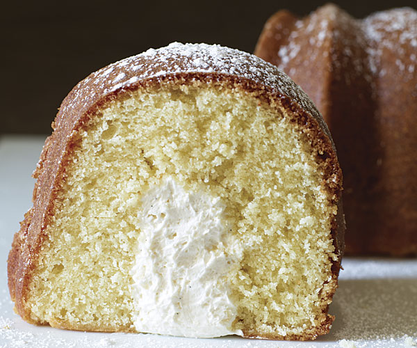 Classic Yellow Bundt Cake Recipe