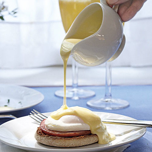 how to make hollandaise sauce youtube