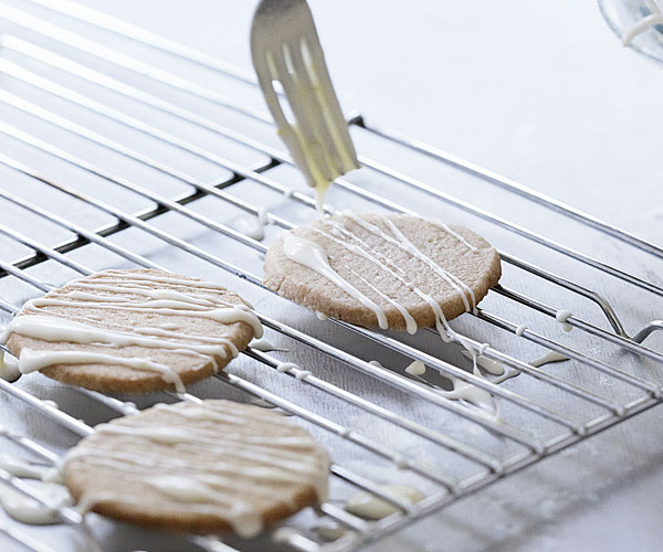 Basic Cookie Glaze Recipe Finecooking