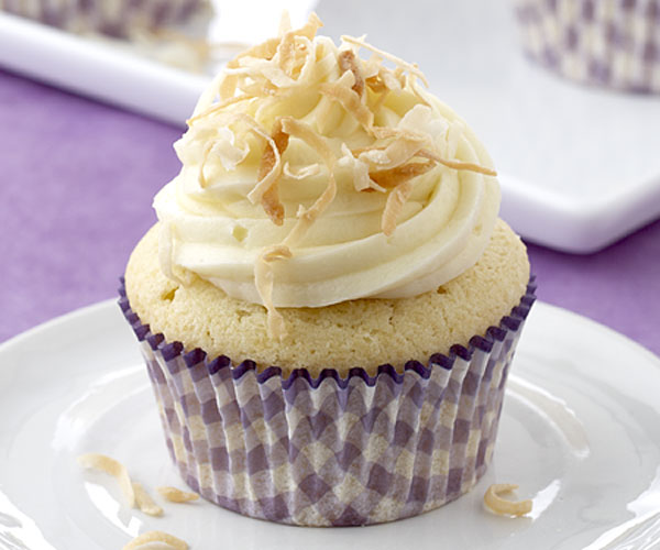 Toasted Coconut Snowball Cupcakes Recipe Finecooking