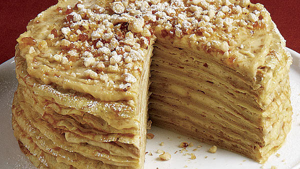 Hazelnut Mozart Cake Recipe