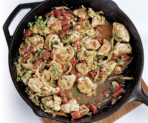 Chicken braised with red wine vinegar and tomatoes recipe chicken braised with red wine vinegar and tomatoes forumfinder Image collections