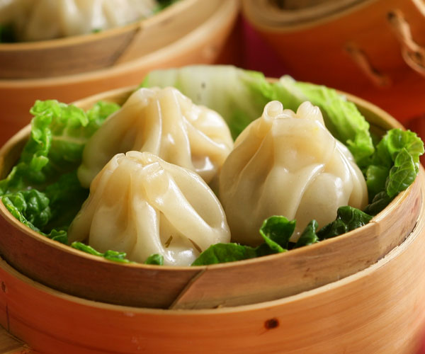 Scallop And Shrimp Shiu Mai Dumplings