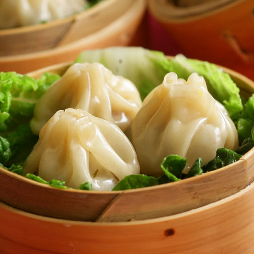 Scallop And Shrimp Shiu Mai Dumplings Recipe Finecooking