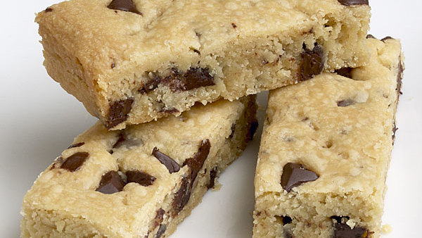 Espresso Chocolate Chip Shortbread Cookies Recipe