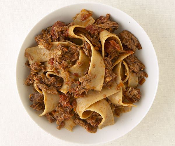 Pappardelle with Venetian Duck Ragu