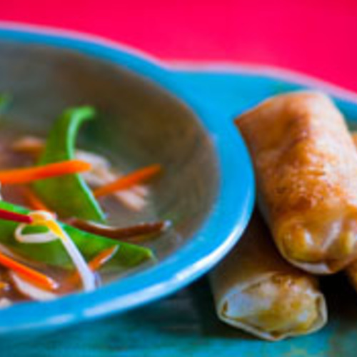 Vegetarian eggrolls recipe finecooking forumfinder Image collections