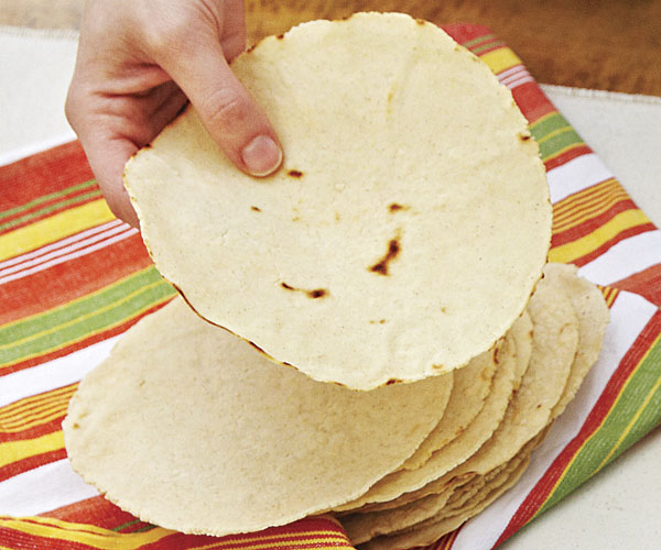 Fresh Corn Tortillas Recipe Finecooking
