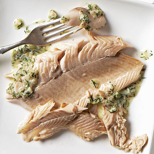 Classic Beurre Blanc Recipe: Salt-Crusted Trout With Lemon-Dill Beurre Blanc