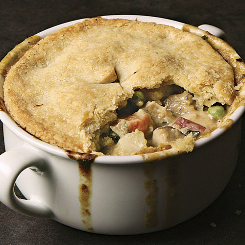 Classic Chicken Pot Pie Recipe Finecooking
