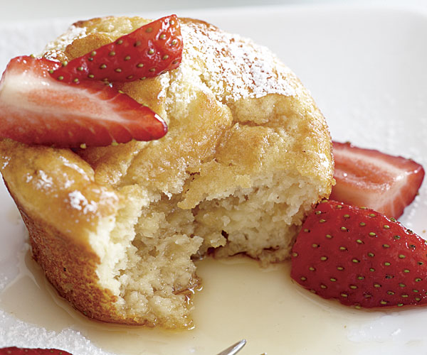 Pancake souffl muffins with strawberry maple syrup recipe pancake souffl muffins with strawberry maple syrup ccuart Choice Image