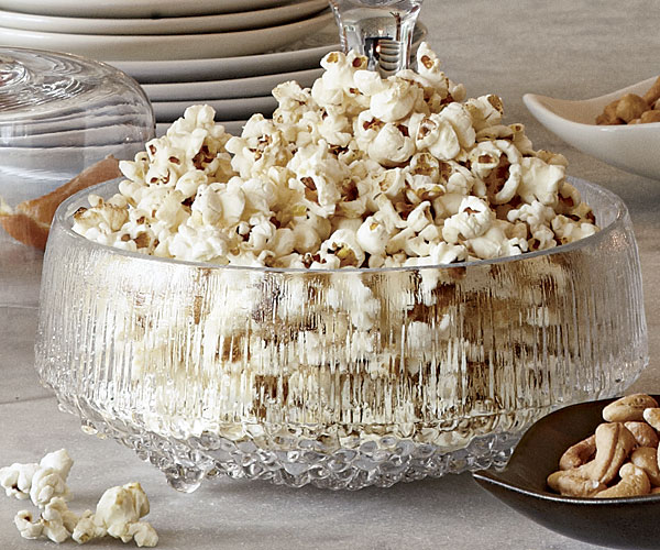 Popcorn With Sweet Butter And Sea Salt Recipe Finecooking