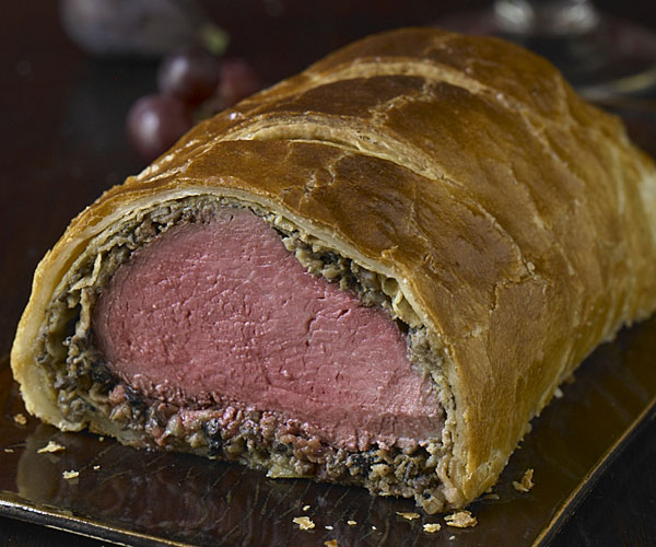 Classic Beef Wellington Recipe