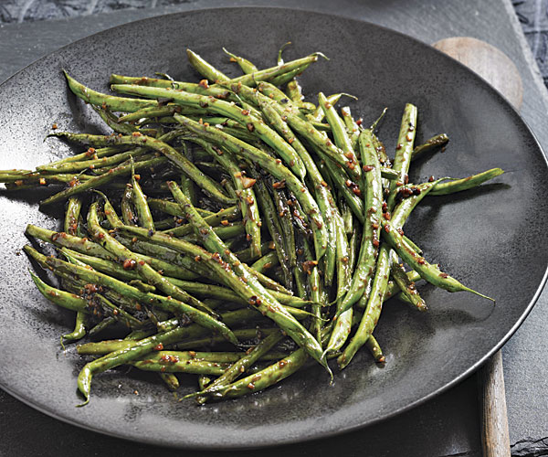 Stir fried green beans with ginger and black bean sauce recipe stir fried green beans with ginger and black bean sauce forumfinder Images