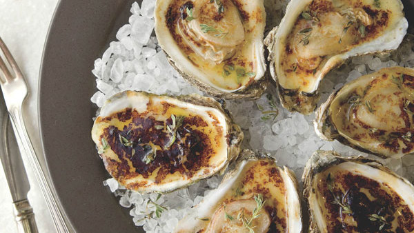Grilled Oysters Rockefeller - Recipe - FineCooking
