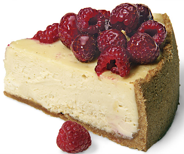 White Chocolate Raspberry Cheesecake Recipe Finecooking