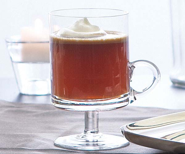 Hot Spiced Rum Drinks