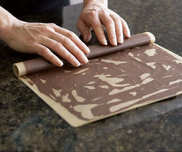 How To Make Easy Bittersweet Chocolate Shards How To