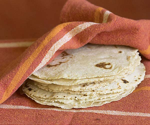 Handmade Corn Tortillas Recipe Finecooking