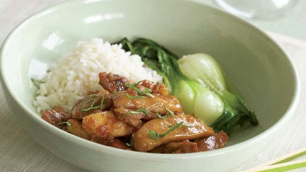 Vietnamese Style Caramel Braised Chicken Recipe Finecooking