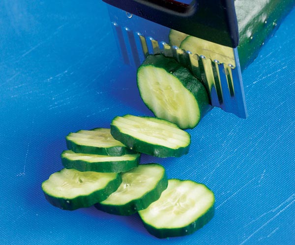 A Crinkle Cut For Pickles Article Finecooking