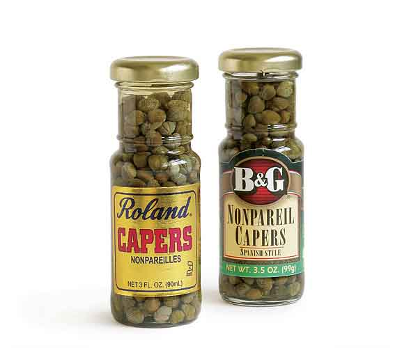 Tasting Panel: Shopping for Capers - Article - FineCooking