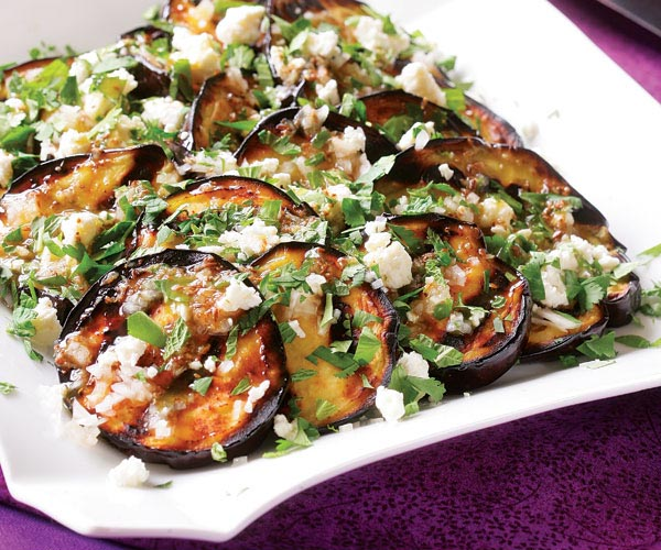 recipe: grilled eggplant side dish [5]