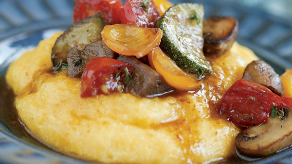 How To Cook Polenta In The Oven