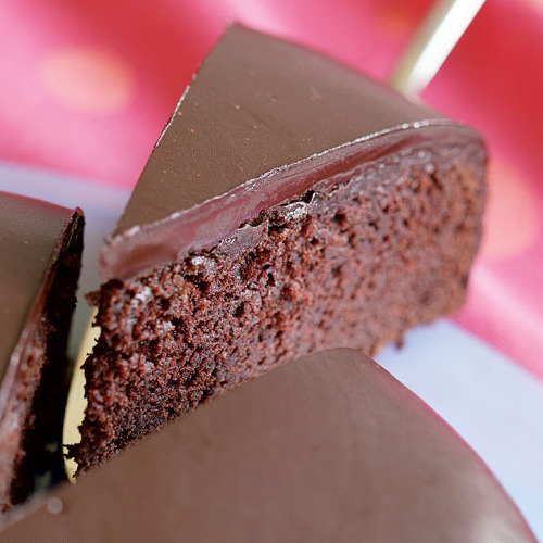Fastest Fudge Cake Recipe Finecooking