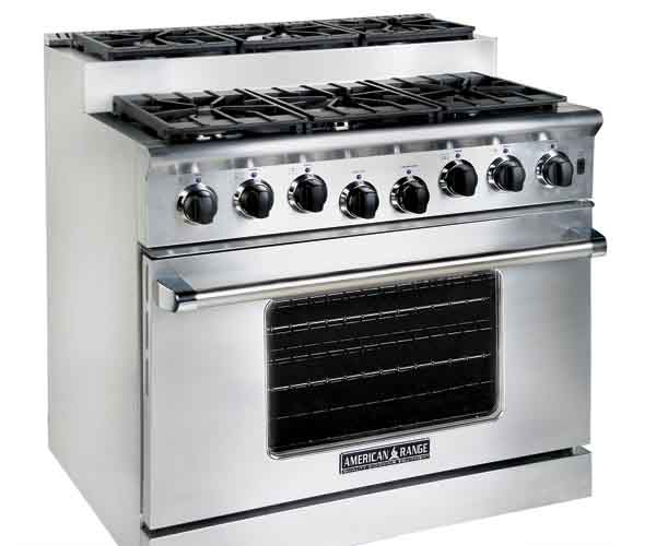 Restaurant-style range and oven - Article - FineCooking