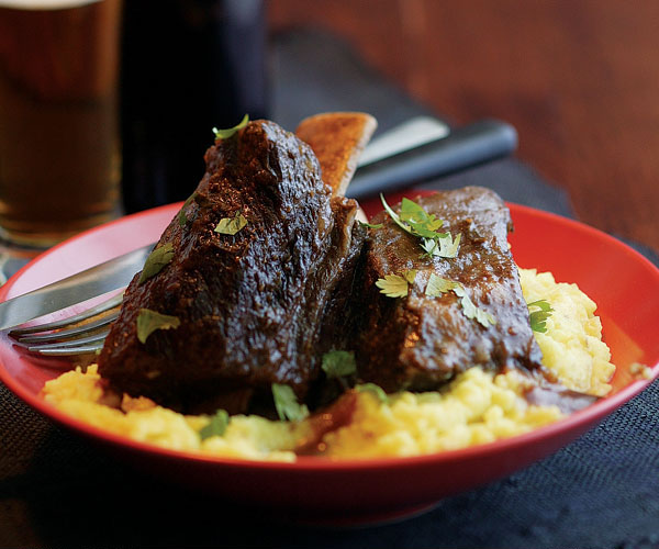 Six Spice Braised Short Ribs Recipe Finecooking