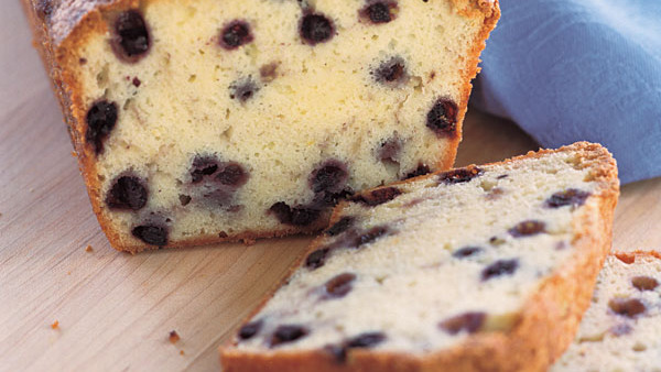 Blueberry Cream Cheese Pound Cake Fine Cooking