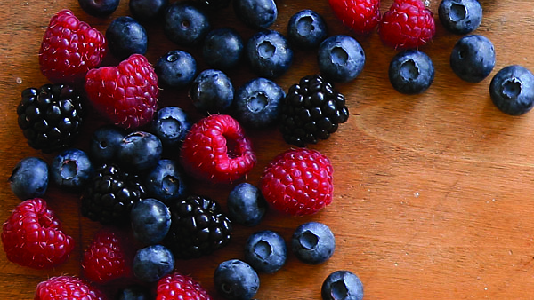 Fresh Berry Syrup - Recipe - FineCooking