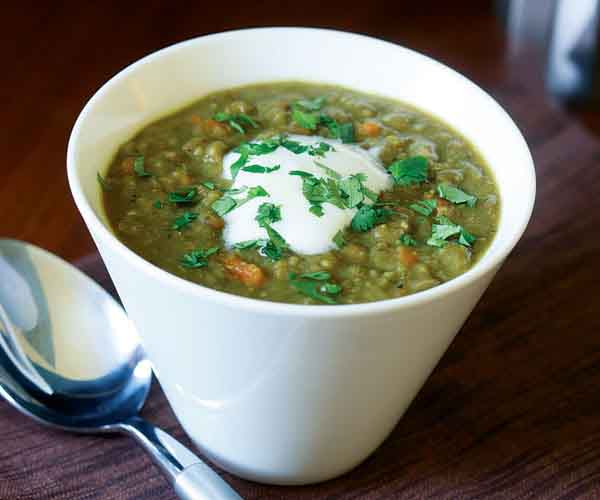 Curried lentil soup recipe finecooking curried lentil soup forumfinder Image collections