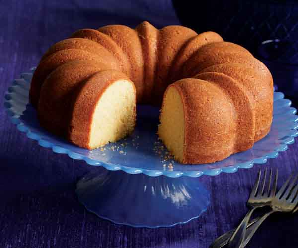 Butter Pound Cake Recipe Finecooking