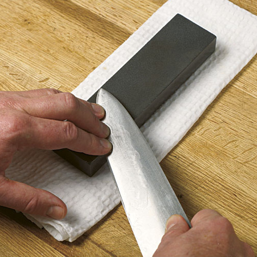 How To Sharpen Knives And Keep Them Sharp Finecooking