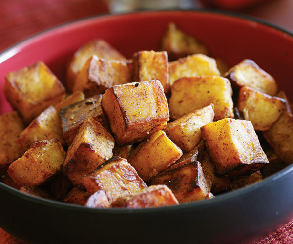 Pan Fried Yukon Gold Potatoes With Paprika Recipe Finecooking