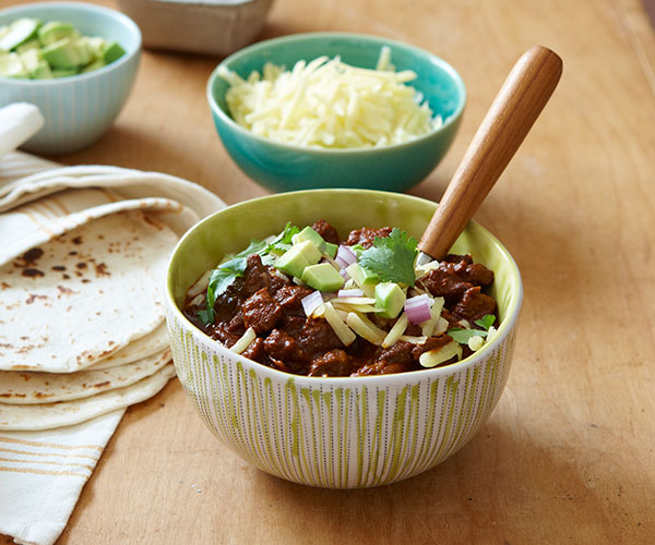 Mexican-Style Chili