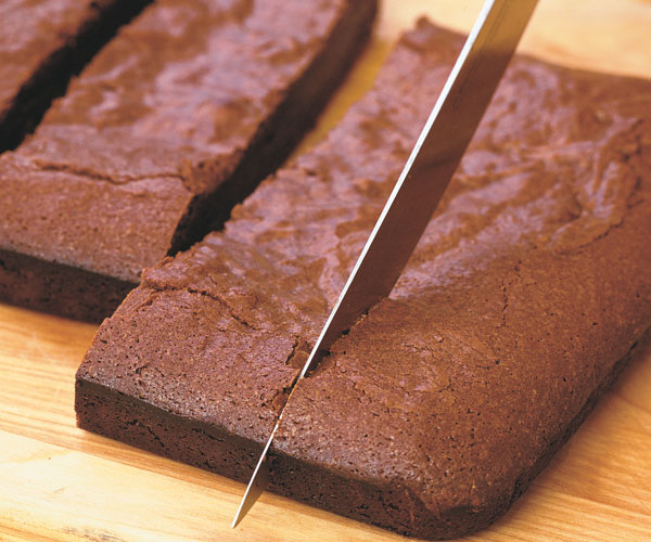 Fudgy Brownies Recipe FineCooking
