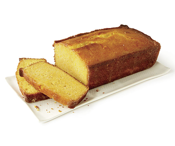 Glazed Orange Pound Cake Fine Cooking