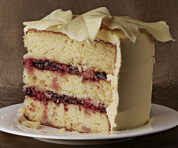 Rebecca Rather White On White Buttermilk Cake Recipe