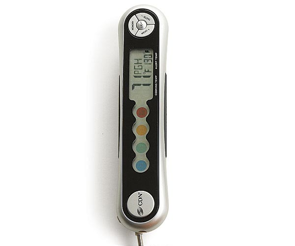 Test Drive: Remote Probe Thermometers - Article - FineCooking
