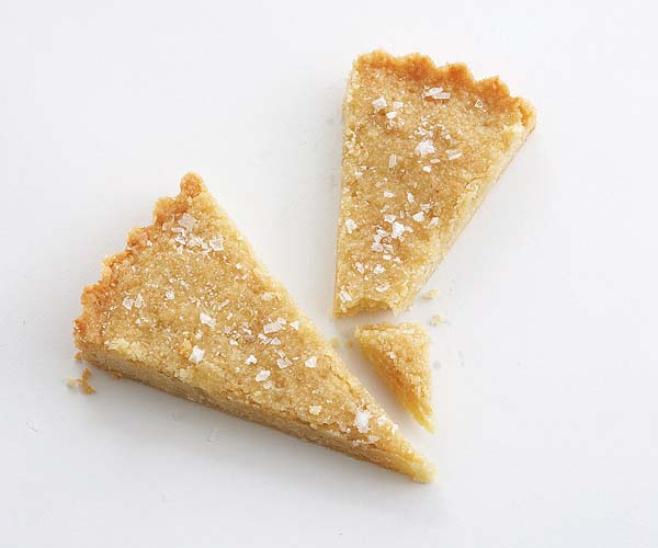 Honey Shortbread