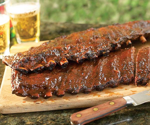 How to cook tender ribs on the grill