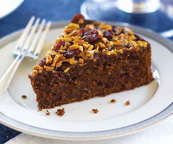 Flourless Nut Cake Recipe